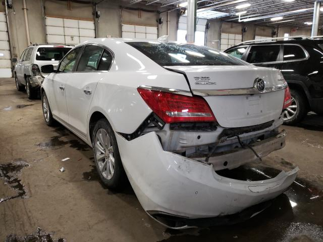 2015 BUICK LACROSSE - Right Front View