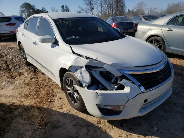 Vehiculos salvage en venta de Copart China Grove, NC: 2015 Nissan Altima 2.5