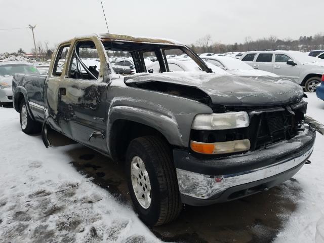 Chevrolet Silverado Vehiculos salvage en venta: 2001 Chevrolet Silverado