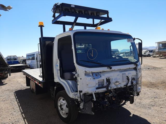 Salvage cars for sale from Copart Phoenix, AZ: 2020 Isuzu NPR HD