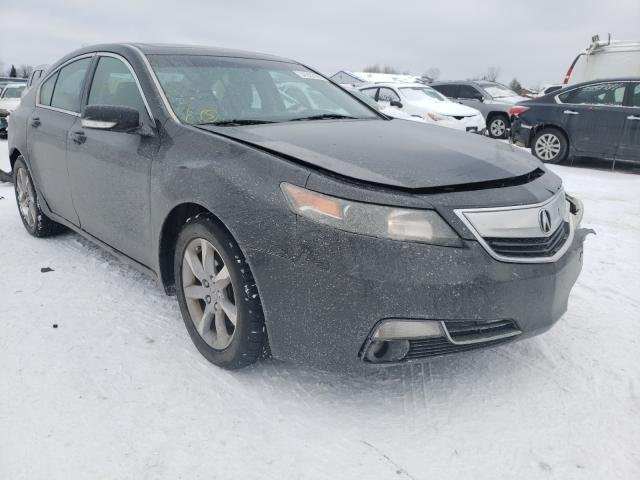 Salvage 2013 ACURA TL - Small image. Lot 34393381