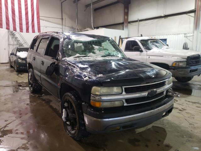 Salvage 2004 CHEVROLET TAHOE - Small image. Lot 34519931