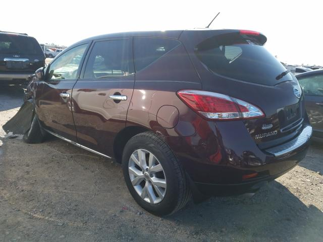 2014 NISSAN MURANO S - Right Front View