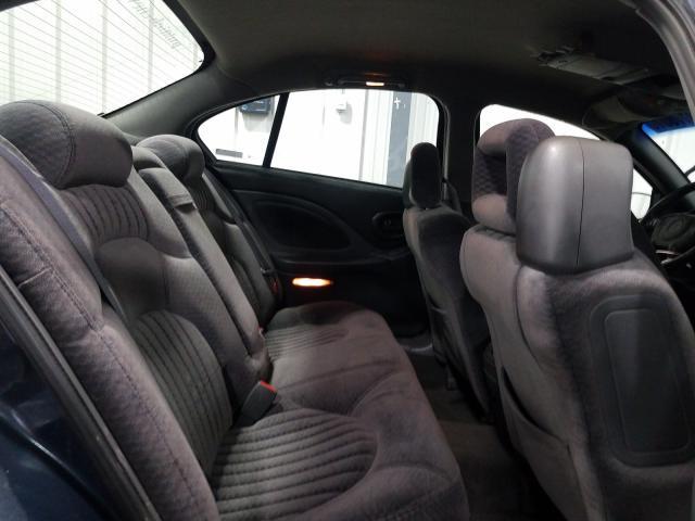 2000 PONTIAC BONNEVILLE - Interior View