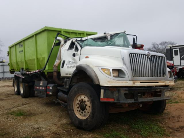 Salvage cars for sale from Copart Newton, AL: 2006 International 7000 7600