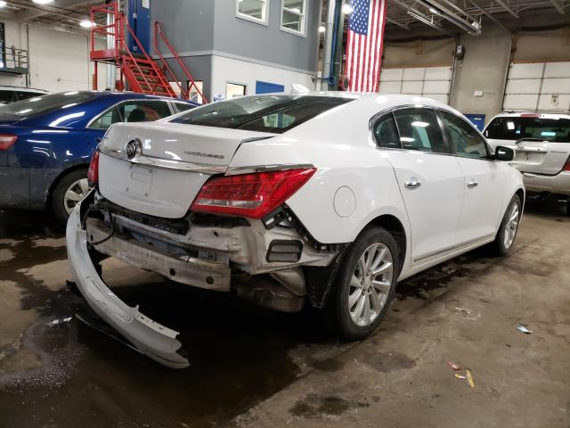2015 BUICK LACROSSE - Right Rear View