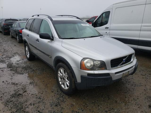 Salvage cars for sale from Copart Arlington, WA: 2004 Volvo XC90 T6