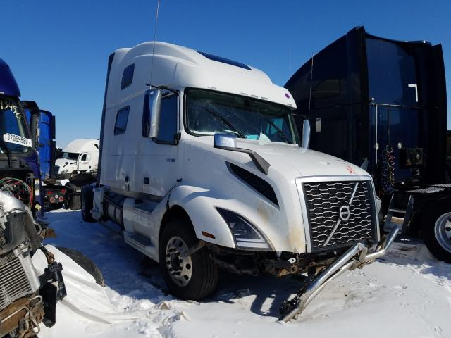Volvo salvage cars for sale: 2021 Volvo VN VNL