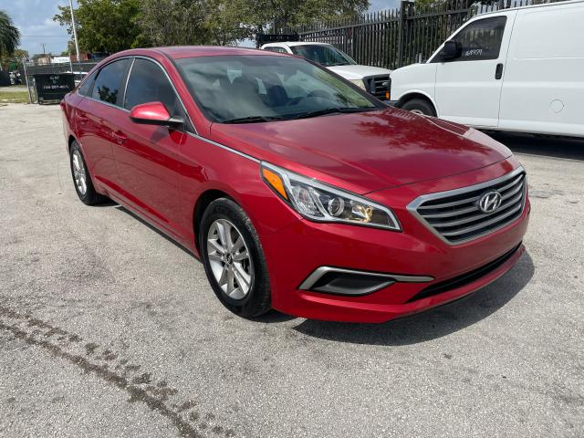 2017 Hyundai Sonata SE for sale in Miami, FL