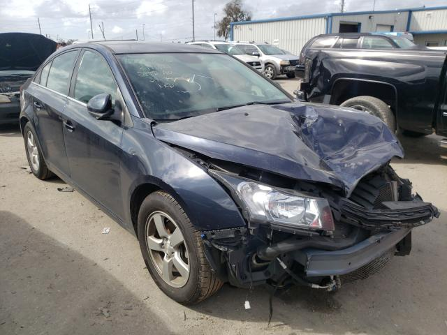Salvage 2015 CHEVROLET CRUZE - Small image. Lot 34595531