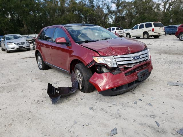 Salvage cars for sale from Copart Ocala, FL: 2007 Ford Edge SEL P