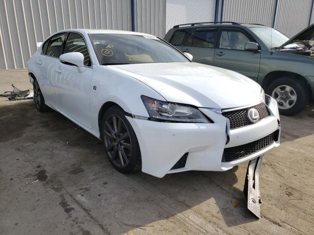 Salvage cars for sale from Copart Apopka, FL: 2015 Lexus GS 350