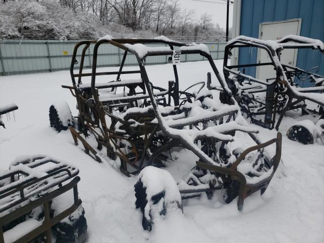 Salvage cars for sale from Copart Lexington, KY: 2021 Polaris RZR XP 4 1