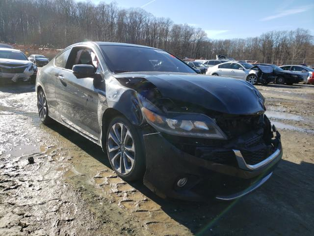 Salvage cars for sale from Copart Finksburg, MD: 2014 Honda Accord EXL