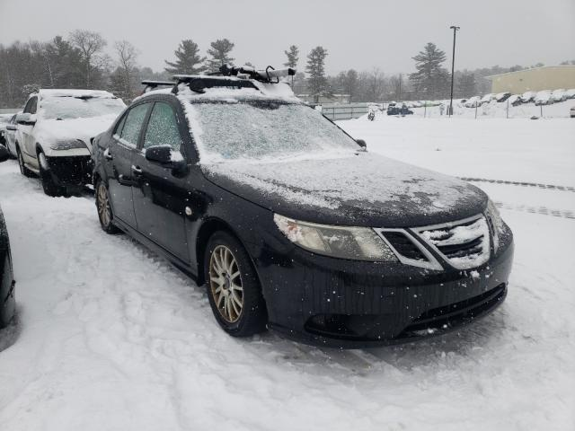 Salvage cars for sale from Copart Exeter, RI: 2008 Saab 9-3 2.0T