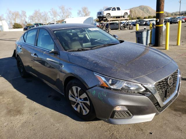 Salvage cars for sale from Copart Colton, CA: 2020 Nissan Altima S