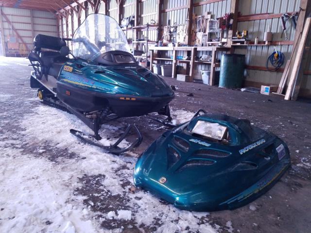 Skidoo salvage cars for sale: 1997 Skidoo Snowmobile