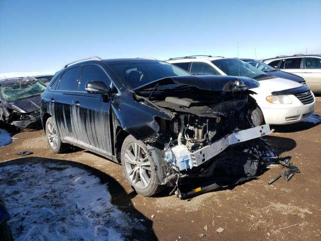 Salvage cars for sale from Copart Brighton, CO: 2015 Lexus RX 350 Base