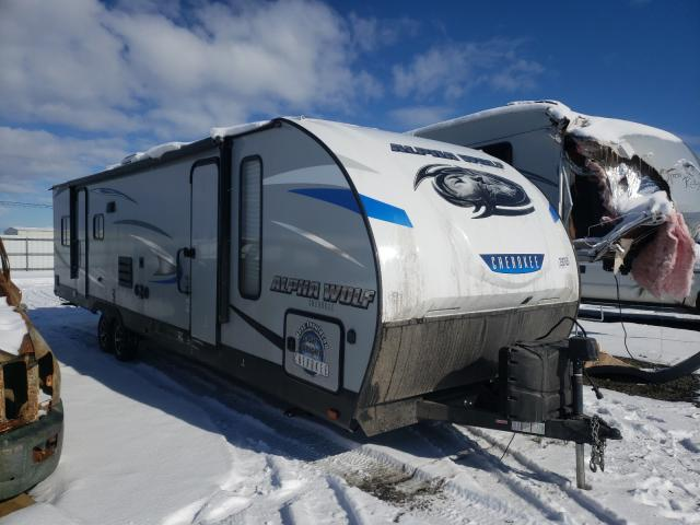 Alpine salvage cars for sale: 2020 Alpine Popup Trailer