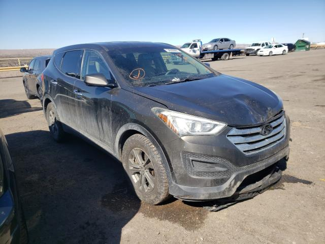 Salvage cars for sale from Copart Albuquerque, NM: 2014 Hyundai Santa FE S