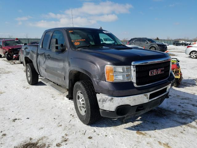 Salvage cars for sale from Copart Kansas City, KS: 2011 GMC Sierra K25