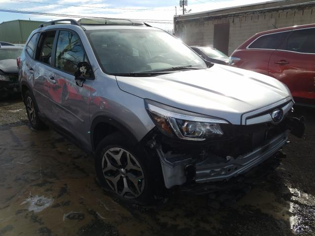 Subaru salvage cars for sale: 2019 Subaru Forester P