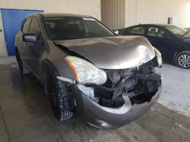Salvage cars for sale from Copart Homestead, FL: 2011 Nissan Rogue S