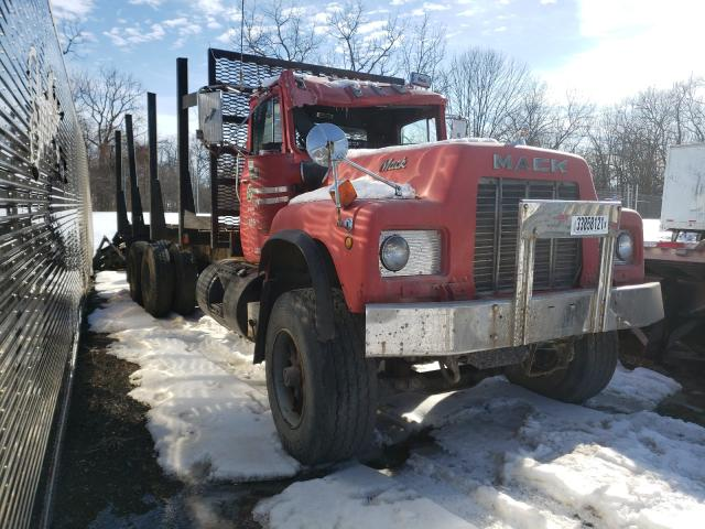 Mack 600 RD600 salvage cars for sale: 1990 Mack 600 RD600