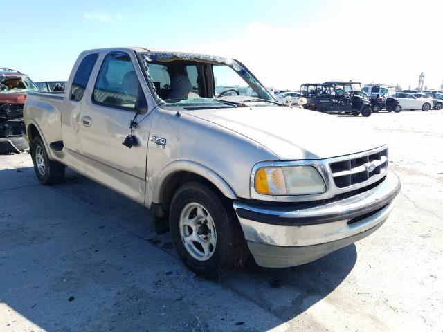 Vehiculos salvage en venta de Copart New Orleans, LA: 1998 Ford F150