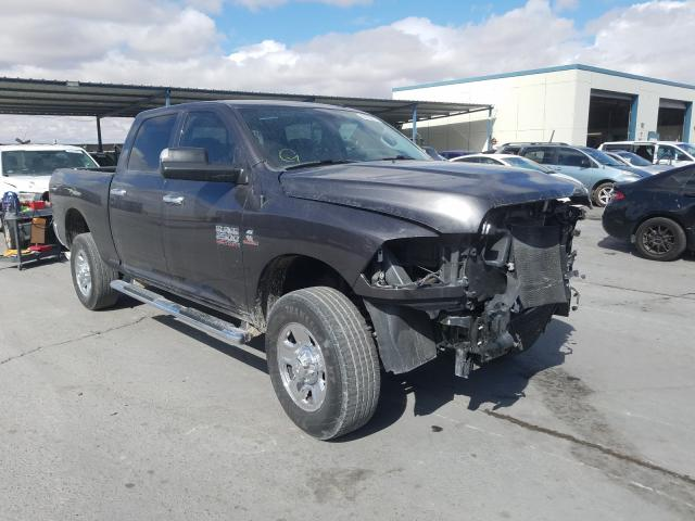 Salvage cars for sale from Copart Anthony, TX: 2018 Dodge RAM 2500 ST