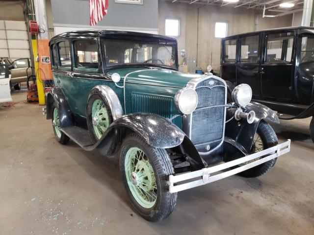 Ford Model A Vehiculos salvage en venta: 1931 Ford Model A
