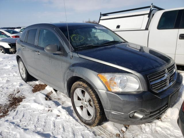 Salvage cars for sale from Copart Bridgeton, MO: 2012 Dodge Caliber SX