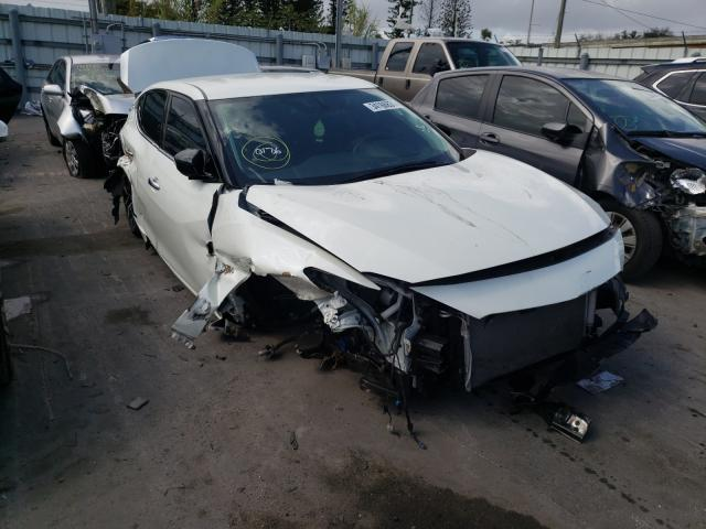 Salvage cars for sale from Copart Miami, FL: 2019 Nissan Maxima S