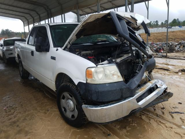 Salvage cars for sale from Copart Gaston, SC: 2008 Ford F150