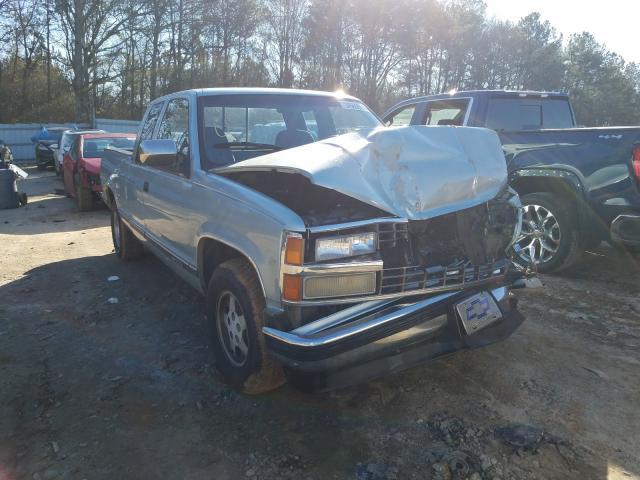 Vehiculos salvage en venta de Copart Austell, GA: 1992 Chevrolet GMT-400 C1