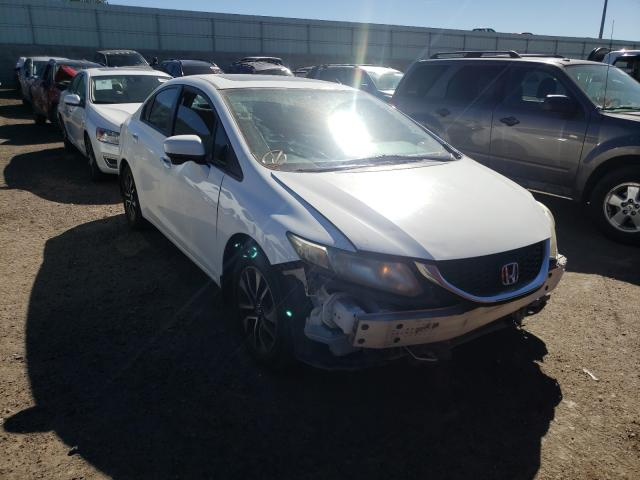 Salvage cars for sale from Copart Albuquerque, NM: 2014 Honda Civic