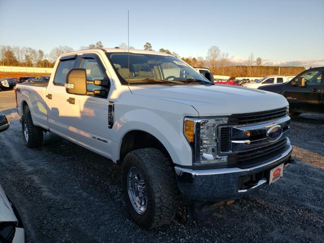 Salvage 2017 FORD F250 - Small image. Lot 34449271