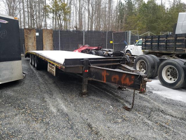 Heartland salvage cars for sale: 2002 Heartland Trailer
