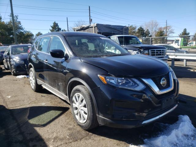 Salvage cars for sale from Copart Denver, CO: 2019 Nissan Rogue S