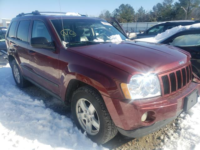 2007 JEEP GRAND CHER - Other View
