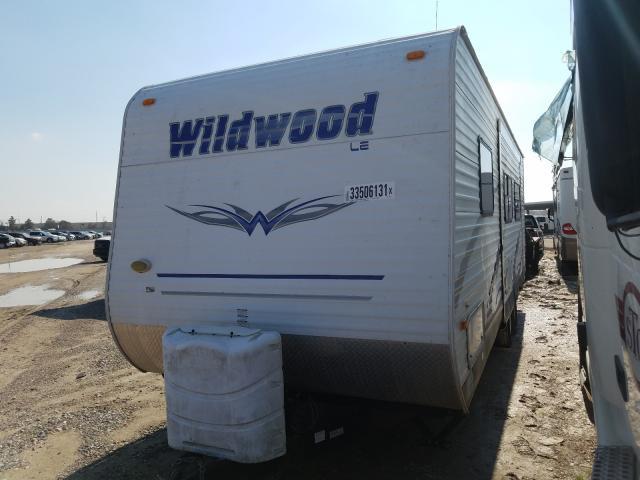 2010 WILDCAT  WILDWOOD