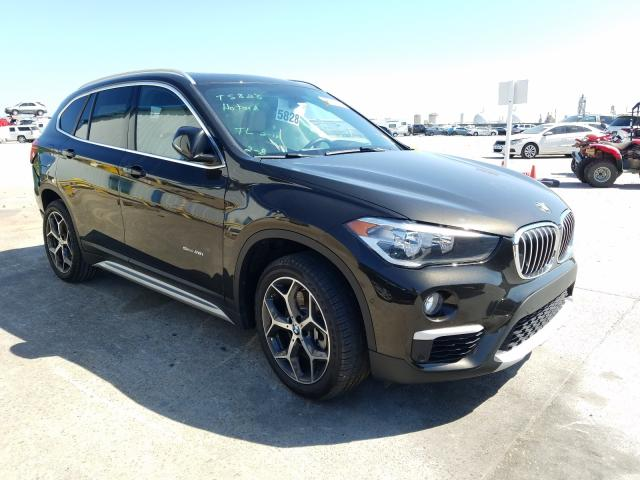 Salvage cars for sale from Copart New Orleans, LA: 2018 BMW X1 SDRIVE2