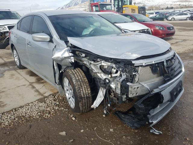 Salvage cars for sale from Copart Farr West, UT: 2013 Nissan Altima 2.5