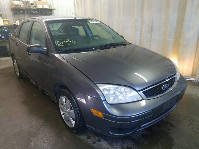 Ford Focus salvage cars for sale: 2006 Ford Focus