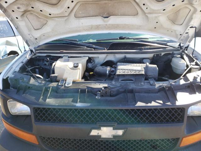2006 CHEVROLET EXPRESS G1 - Interior View