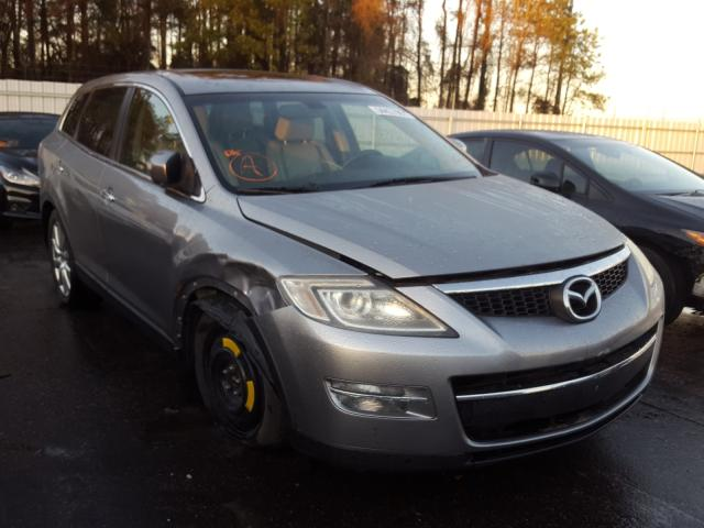 Mazda CX-9 salvage cars for sale: 2009 Mazda CX-9