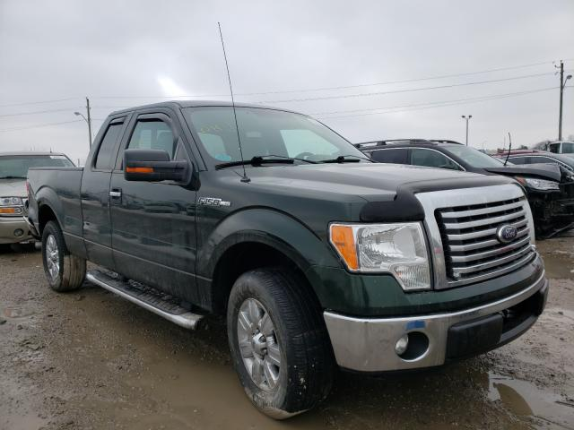 Salvage cars for sale from Copart Indianapolis, IN: 2012 Ford F150 Super