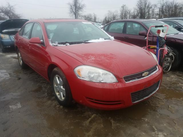 Salvage cars for sale from Copart Baltimore, MD: 2008 Chevrolet Impala LT