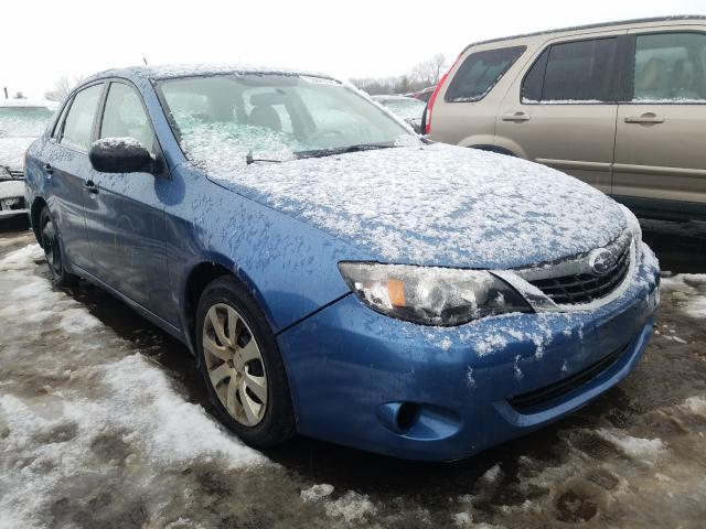 Subaru salvage cars for sale: 2008 Subaru Impreza 2