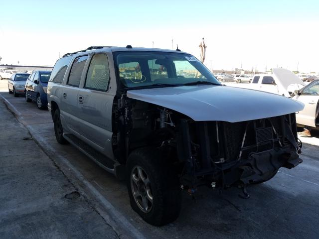 Salvage cars for sale from Copart Sun Valley, CA: 2005 GMC Yukon Dena